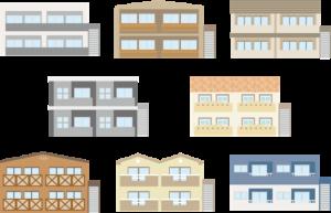 アパート建築会社選び